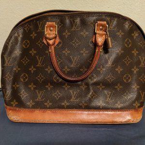 Louis Vuitton Monogram Handbag #6***